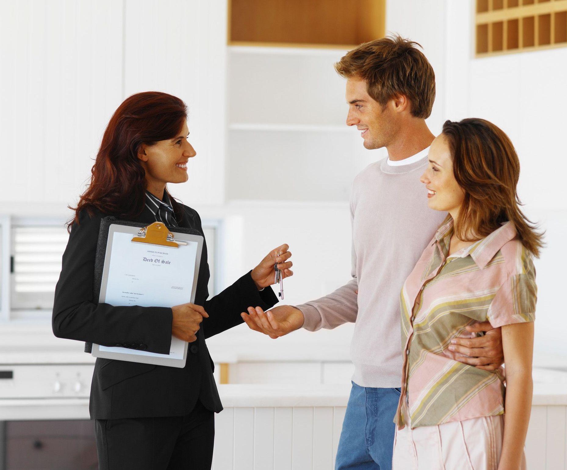 Купля-продажа — вхождение во владение недвижимостью